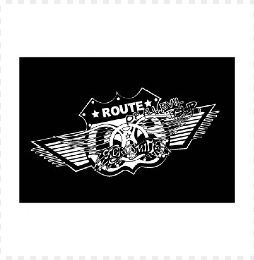 free PNG aerosmith route logo vector PNG images transparent