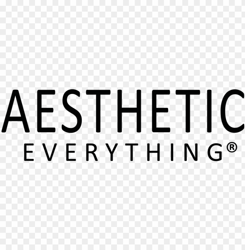 free PNG aesthetic everything logo black - aesthetic everything logo PNG image with transparent background PNG images transparent