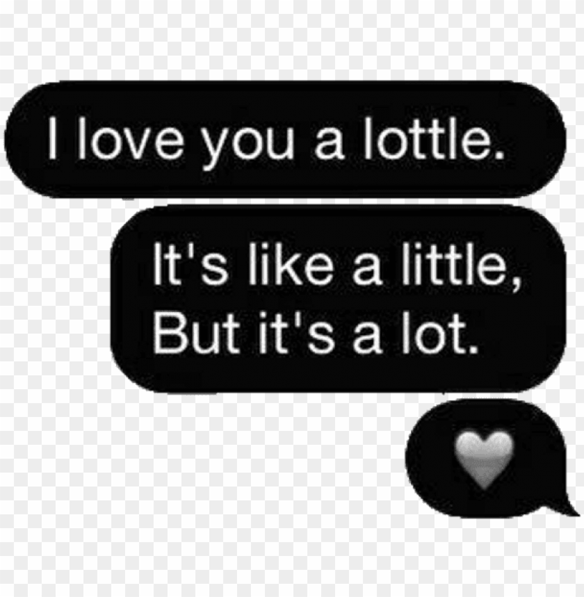 Aesthetic Text Mensaje Cute Black White Heart Black Quotes Tumblr Header Png Image With Transparent Background Toppng