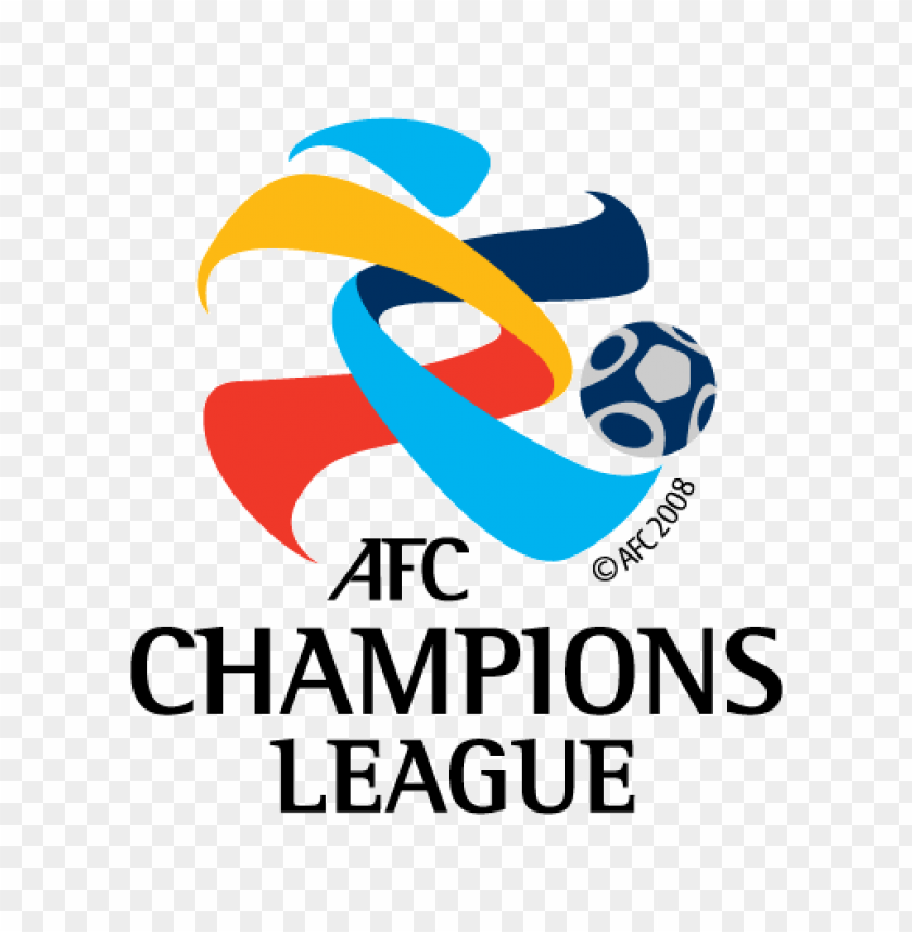 free PNG afc champions league logo vector PNG images transparent