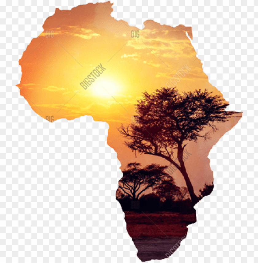 free PNG africa-map - ethiopian highlands in africa ma PNG image with transparent background PNG images transparent