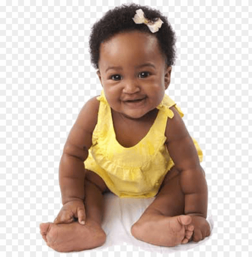 African American Baby Png Image With Transparent Background Toppng
