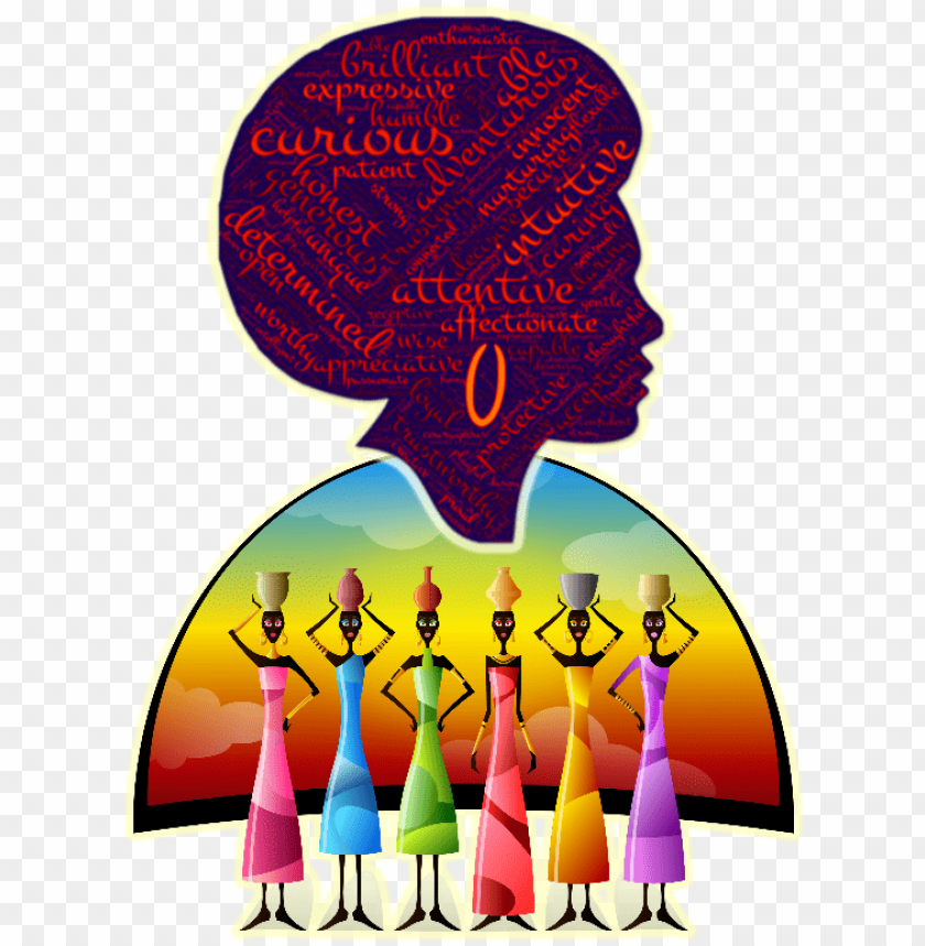 free PNG african american woman - african american women magnet PNG image with transparent background PNG images transparent