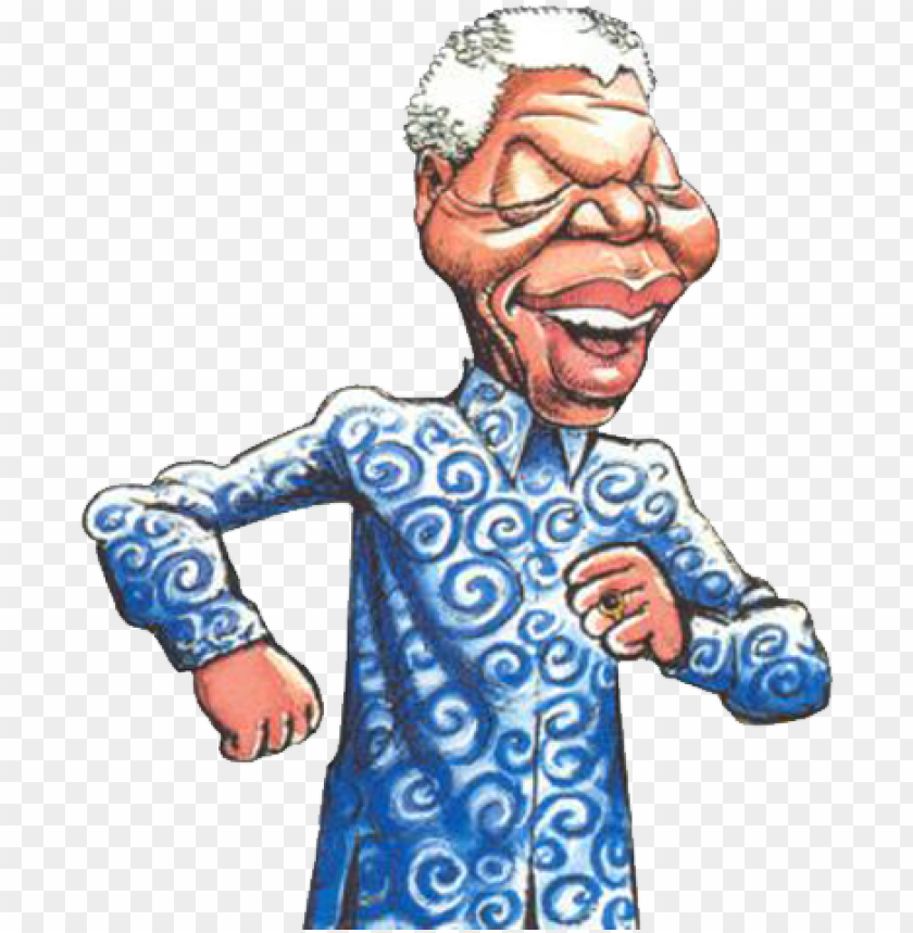 free PNG african people clipart - nelson mandela clip art PNG image with transparent background PNG images transparent