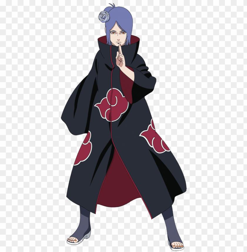 Agato Akatsuki Png Naruto Kona Png Image With Transparent Background Toppng