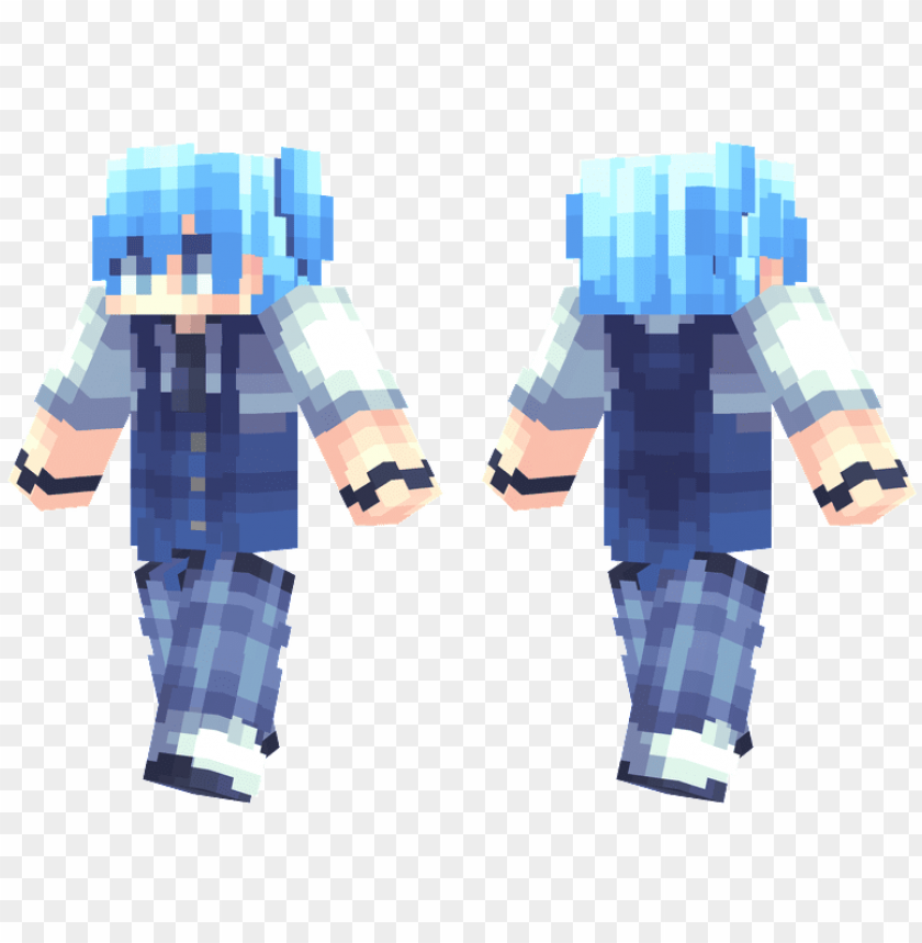 Agisa Shiota Anime Minecraft Skins Png Image With Transparent Background Toppng
