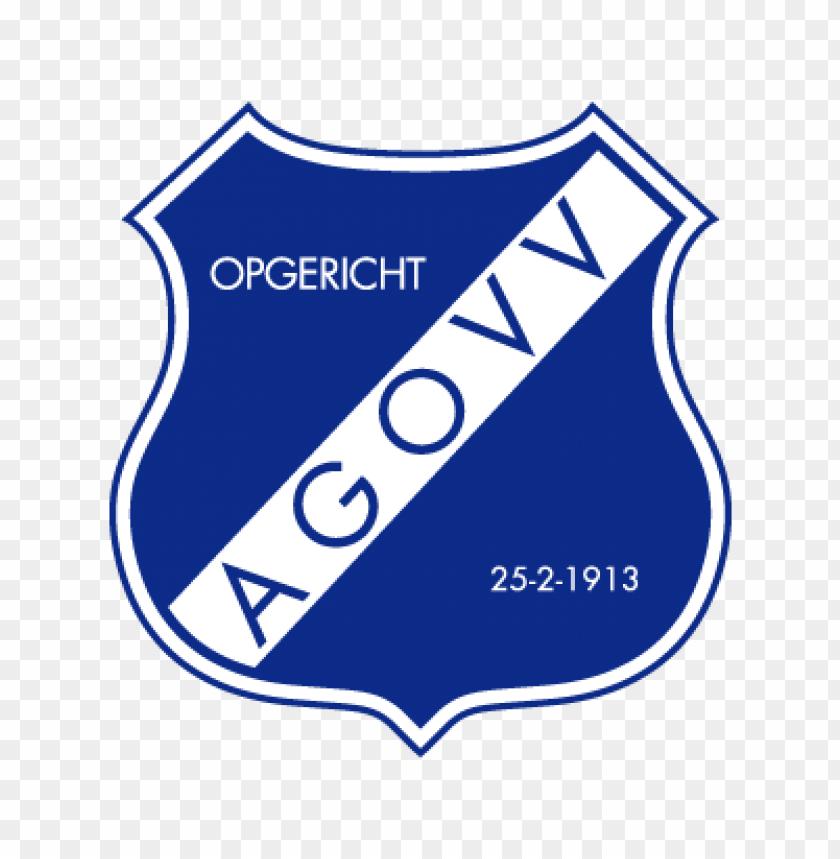 free PNG agovv apeldoorn vector logo PNG images transparent