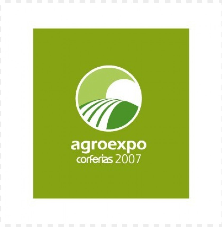 free PNG agroexpo 2007 logo vector PNG images transparent