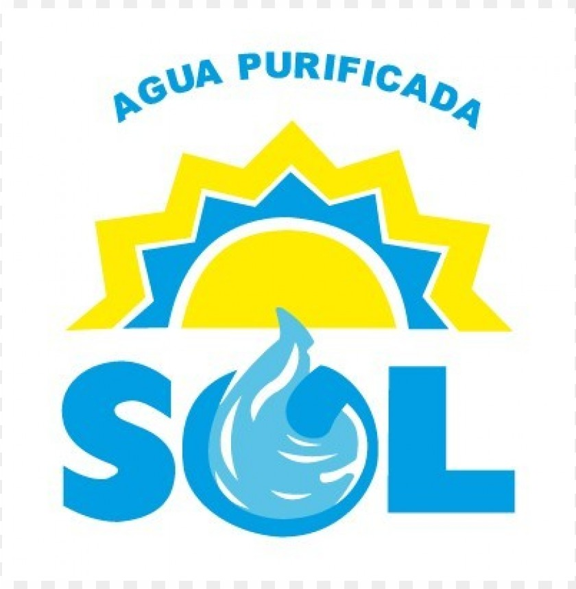 free PNG agua sol logo vector PNG images transparent