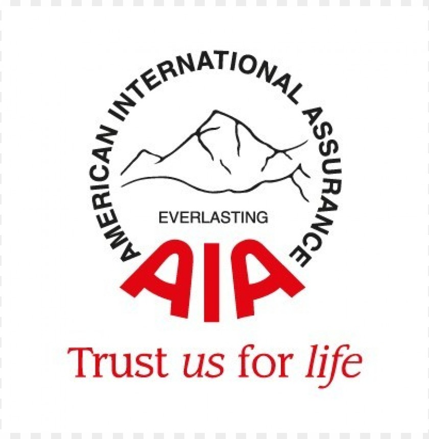 free PNG aia insurance logo vector PNG images transparent