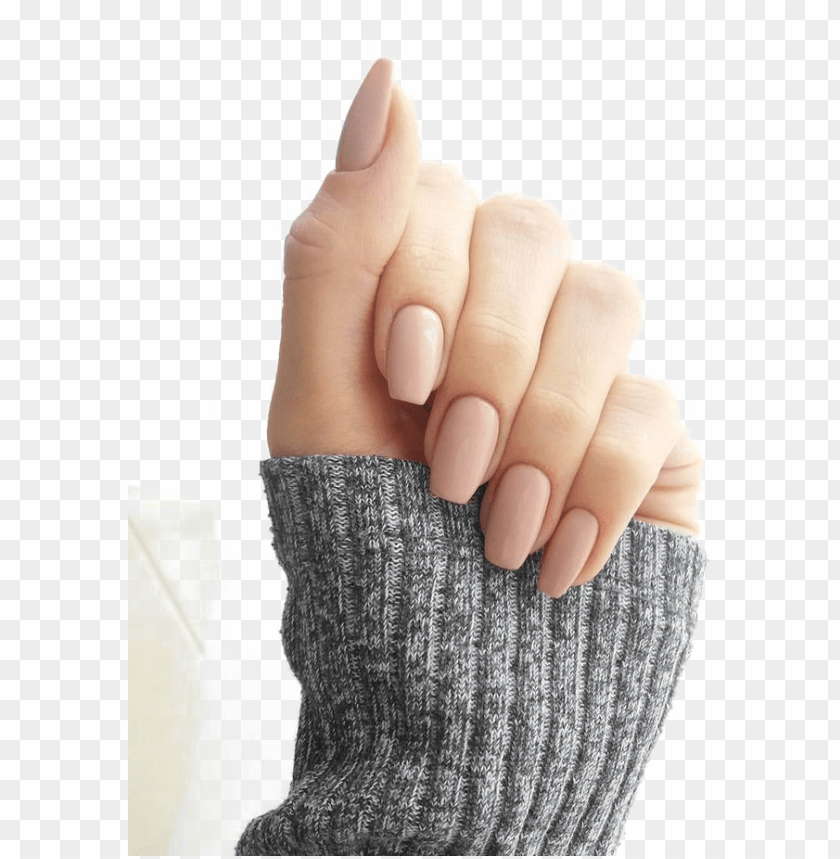 free PNG ail png image png arts - short acrylic nails tumblr natural PNG image with transparent background PNG images transparent