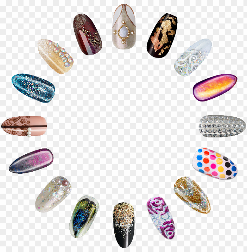 free PNG ails transparent background png - nail art designs PNG image with transparent background PNG images transparent