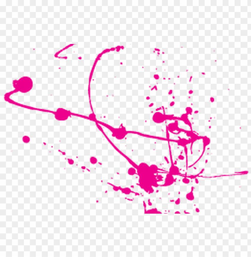 free PNG aint splatter png pink - pink paint splatter PNG image with transparent background PNG images transparent