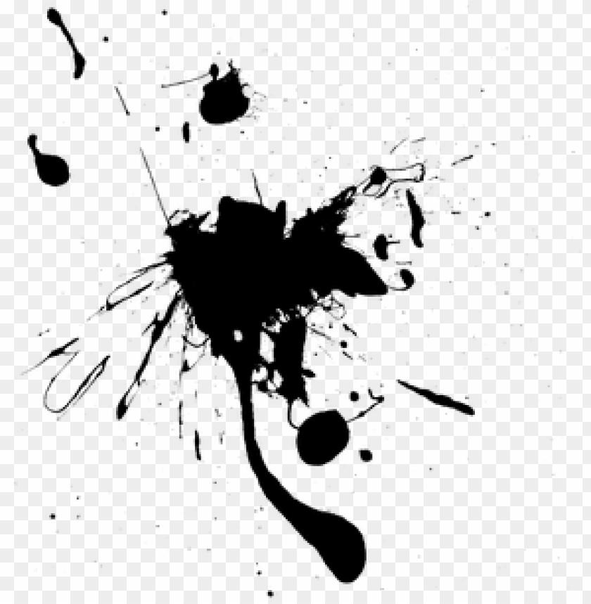 free PNG aint splatter splash ink drop splatt - splatter drip PNG image with transparent background PNG images transparent