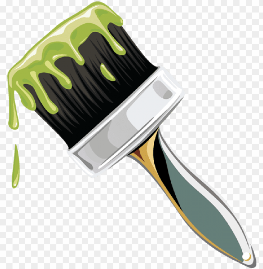 free PNG aintbrush - wet paint brush clipart PNG image with transparent background PNG images transparent