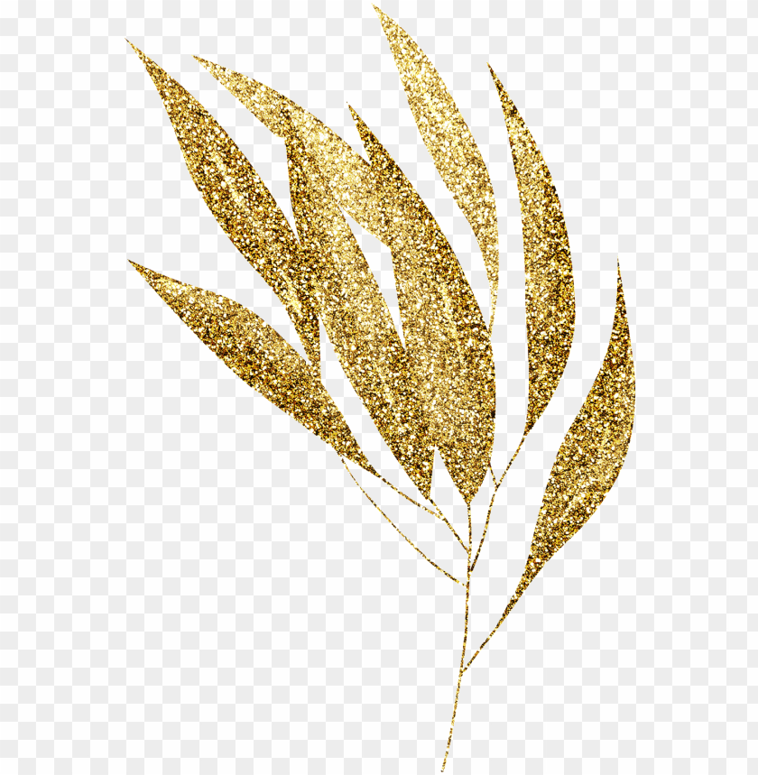 Ainted Golden Leaves Png Transparent About Watercolor Loose Golden Leaves Png Image With Transparent Background Toppng