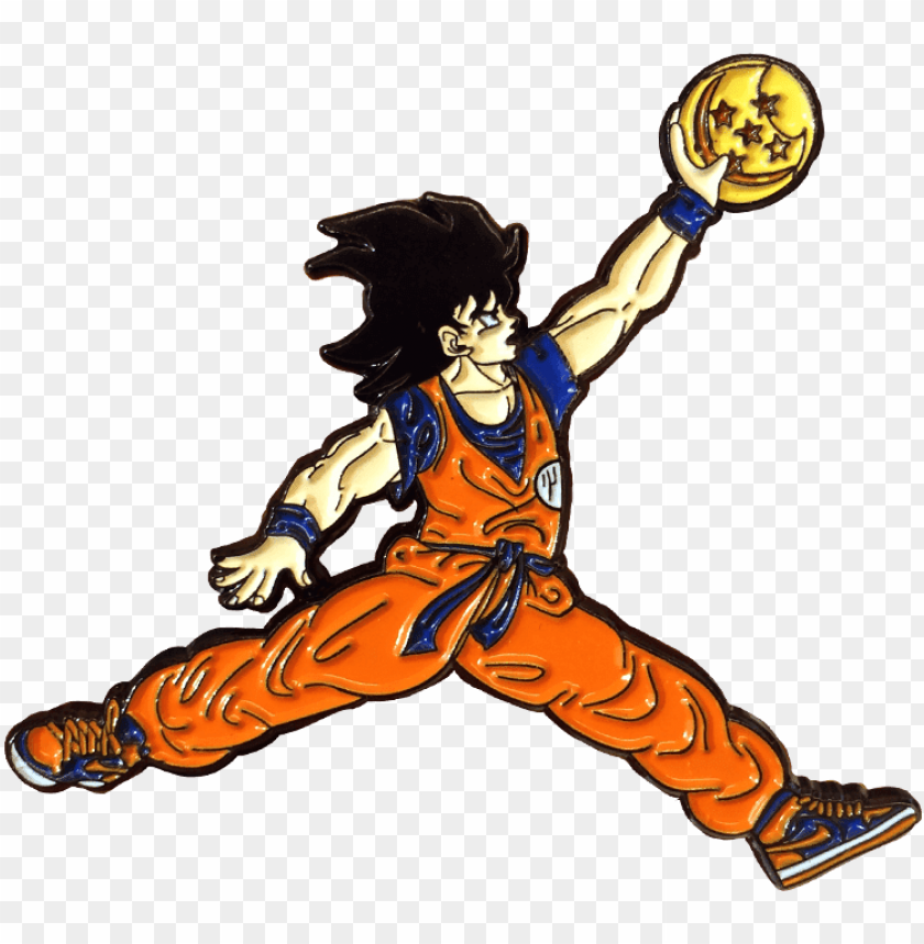 free PNG air goku pin, pin, peabe, peabe - air jordan 1 goku PNG image with transparent background PNG images transparent