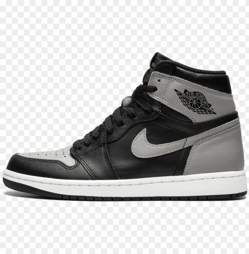 "free PNG air jordan 1 retro high og ""shadow"" - air jordan 1 retro high PNG image with transparent background PNG images transparent"