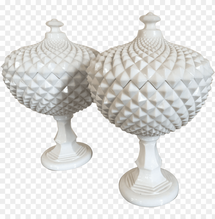 free PNG air large milk glass covered fruit bowl urns with - ur PNG image with transparent background PNG images transparent