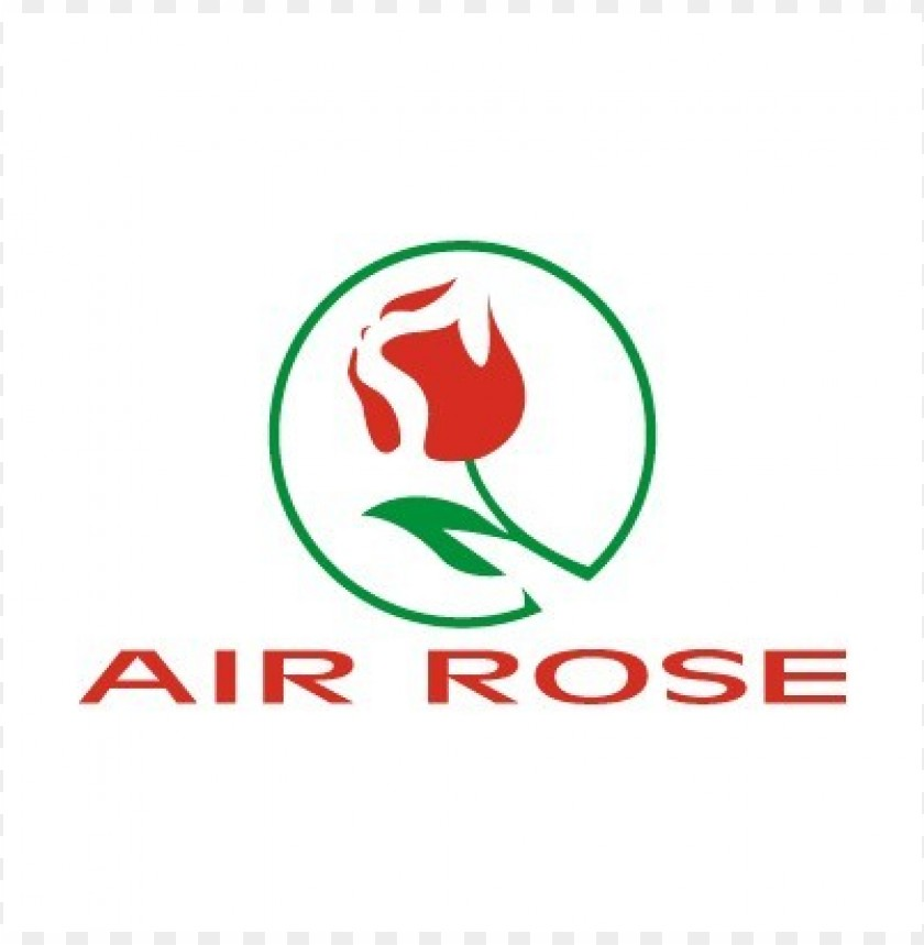 free PNG air rose logo vector PNG images transparent