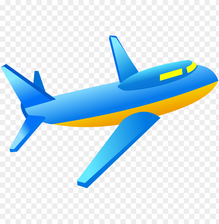 Airplane Aircraft Icon Avion Animado Png Transparente Png Image