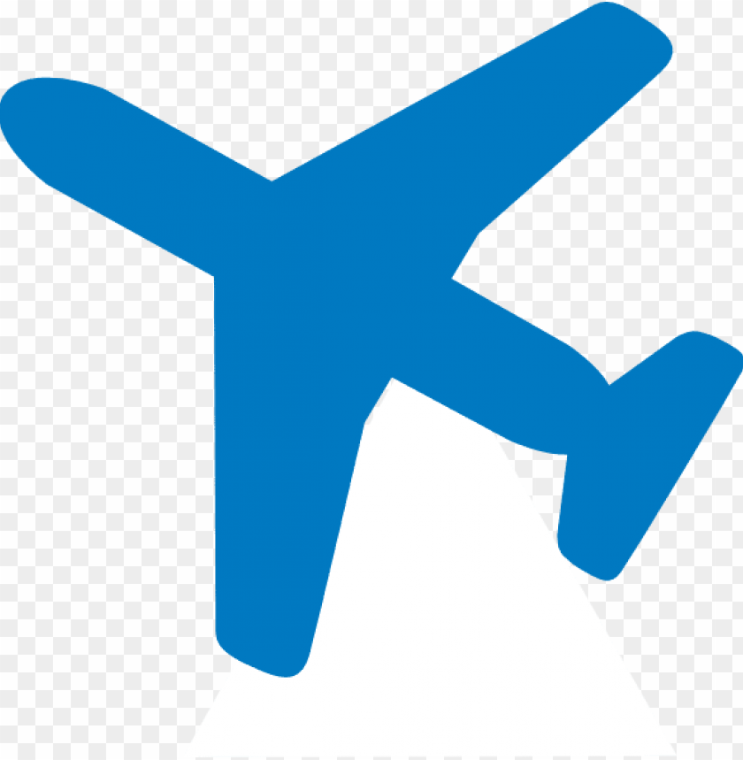 free PNG airplane clip art at clker - blue plane icon PNG image with transparent background PNG images transparent