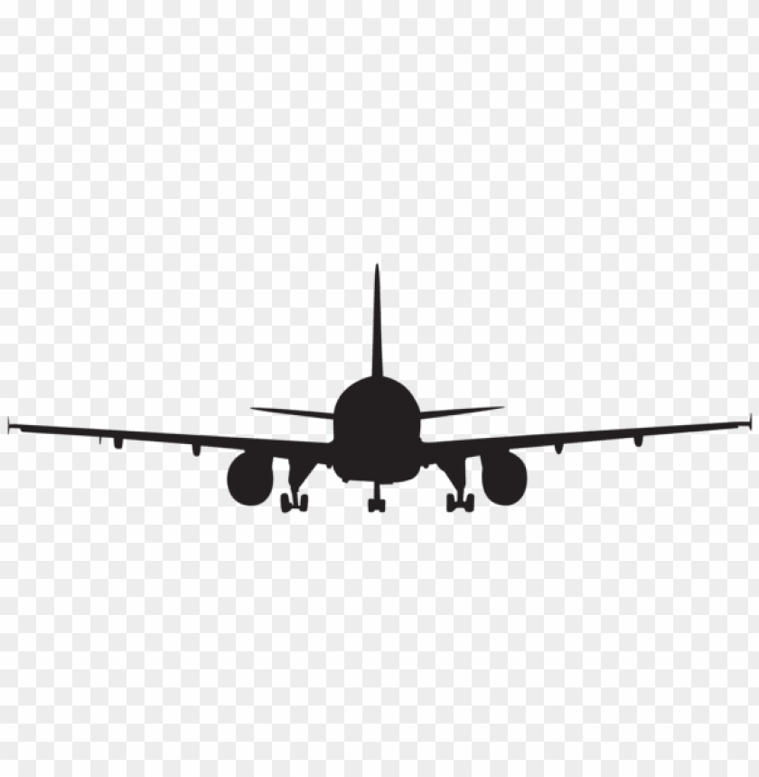 free PNG airplane silhouette png - Free PNG Images PNG images transparent
