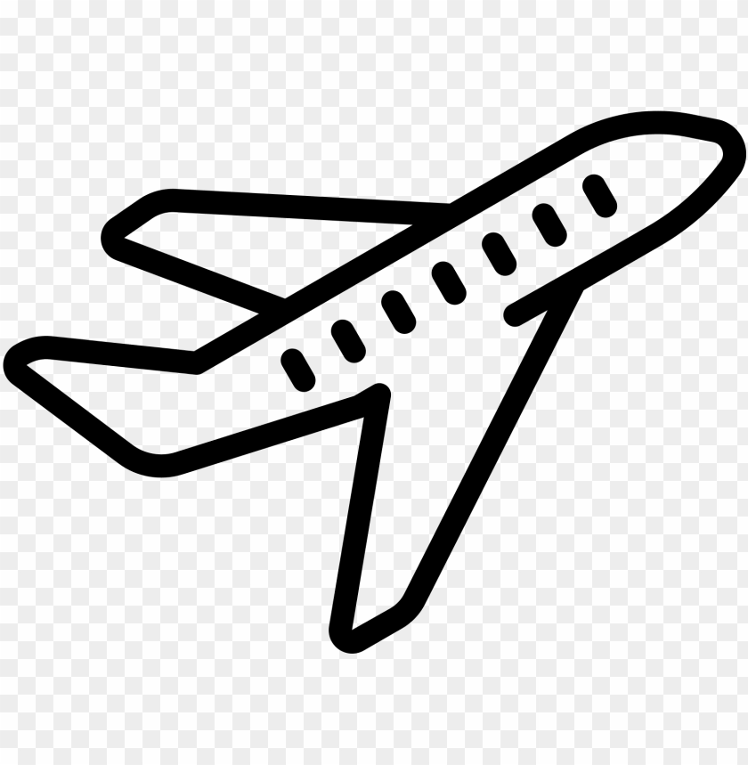 free PNG airplane take off icon - airplane PNG image with transparent background PNG images transparent