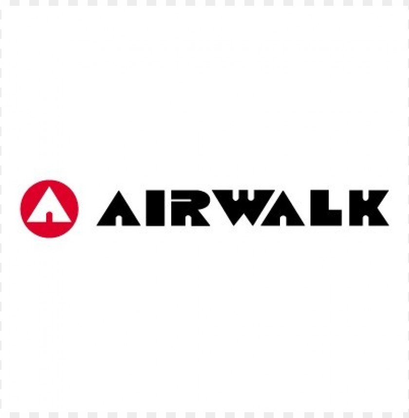 free PNG airwalk clothing logo vector PNG images transparent
