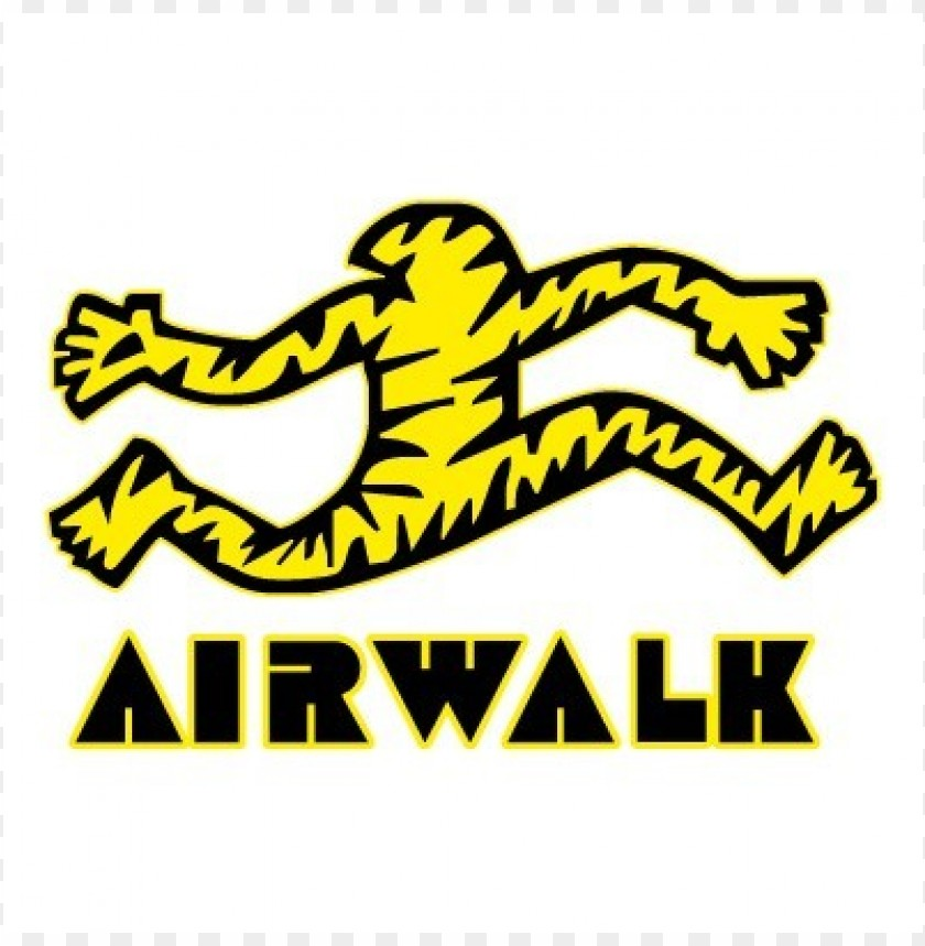 free PNG airwalk logo vector PNG images transparent
