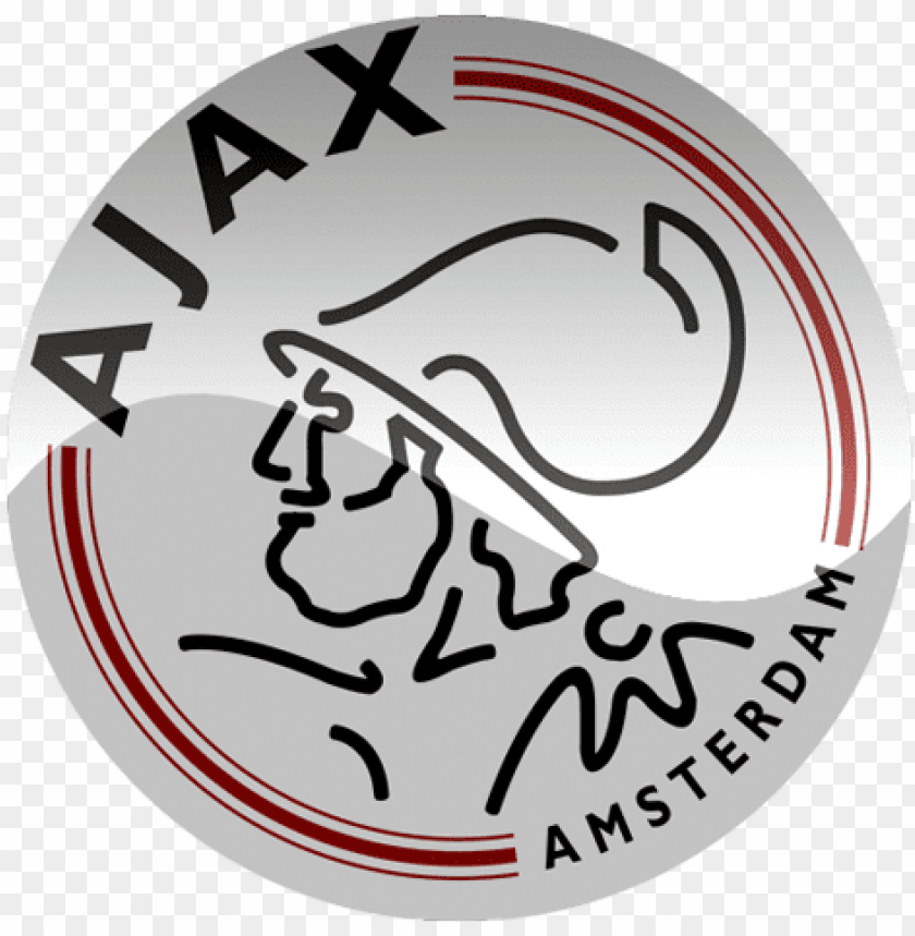 free PNG ajax logo - ajax football club logo PNG image with transparent background PNG images transparent