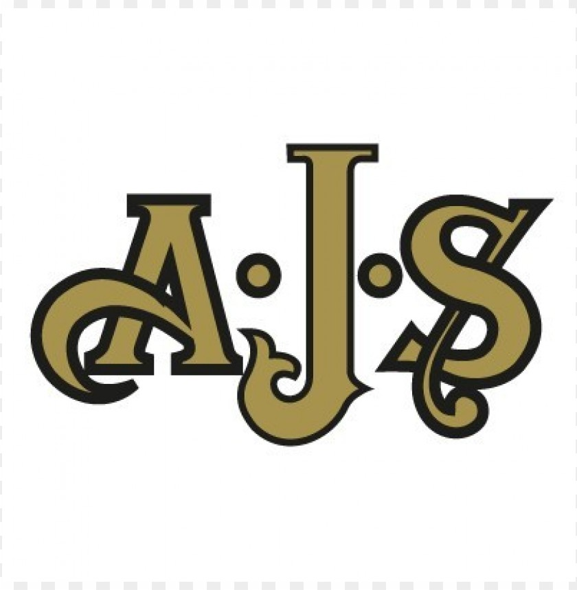 free PNG ajs motorcycles logo vector PNG images transparent