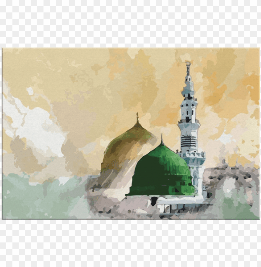 al masjid an nabawi mosque nabawi paint png image with transparent background toppng mosque nabawi paint png image with