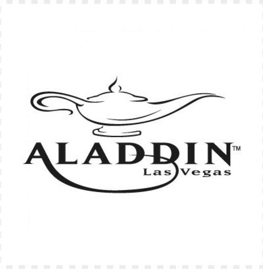 free PNG aladdin las vegas logo vector PNG images transparent