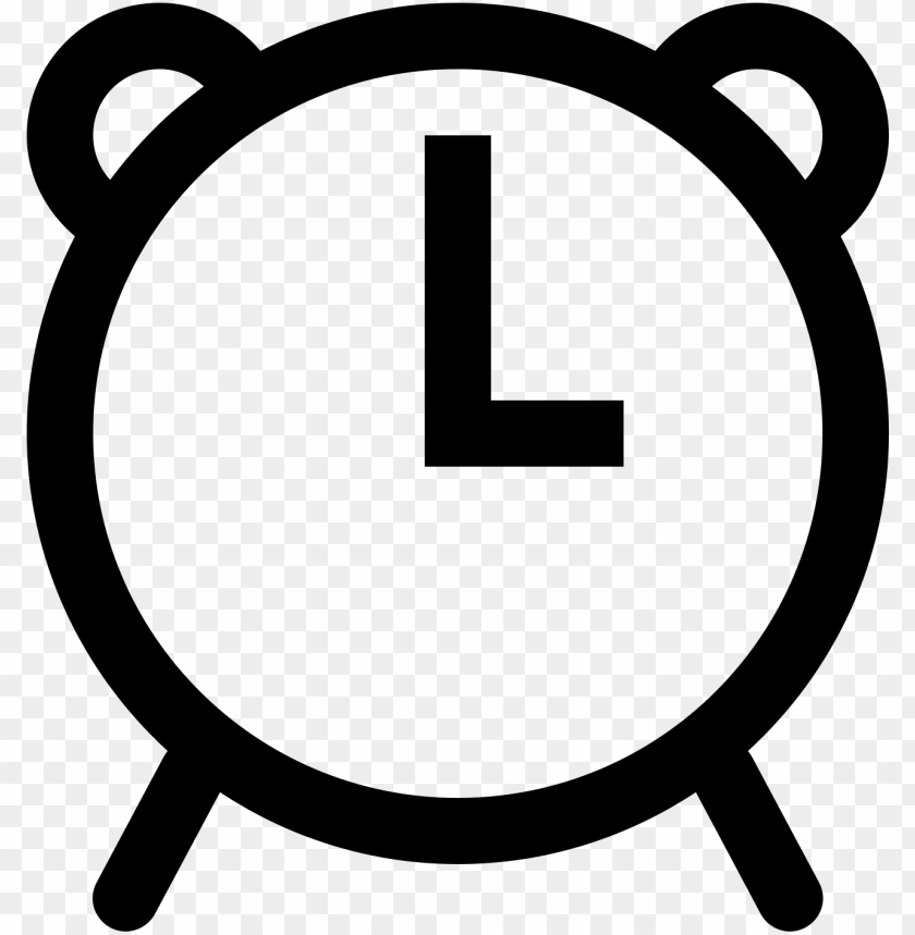free PNG alarm clock icon - ticking clock ico PNG image with transparent background PNG images transparent