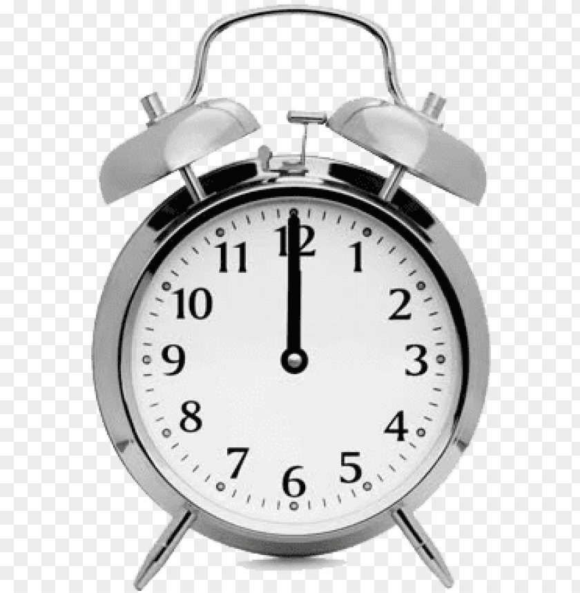 free PNG alarm clock png free background - 12pm alarm clock PNG image with transparent background PNG images transparent
