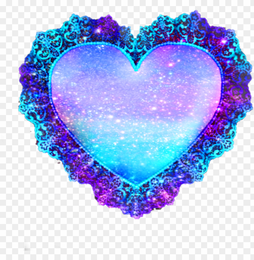 free PNG alaxy heart PNG image with transparent background PNG images transparent