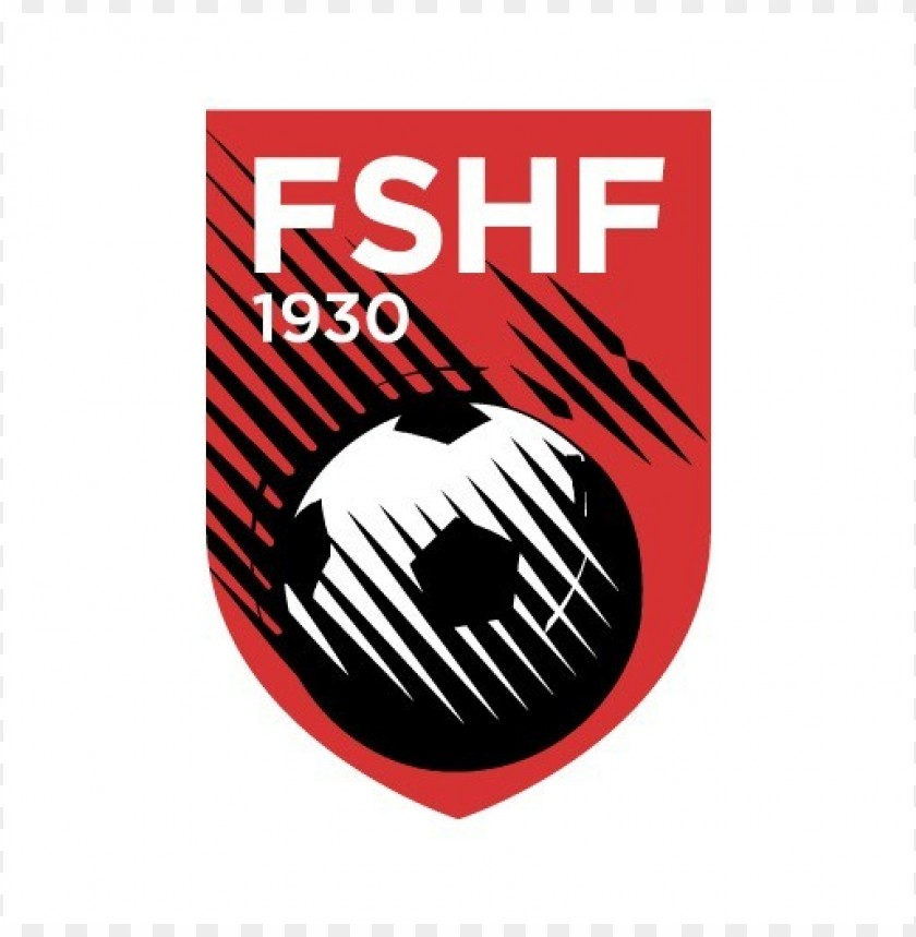 free PNG albania national football team (fshf) logo vector download PNG images transparent