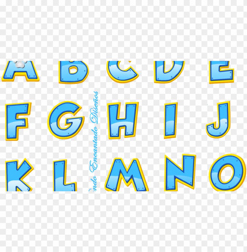 free PNG alfabeto estilo paw patrol alfabeto estilo princesa - paw patrol font PNG image with transparent background PNG images transparent