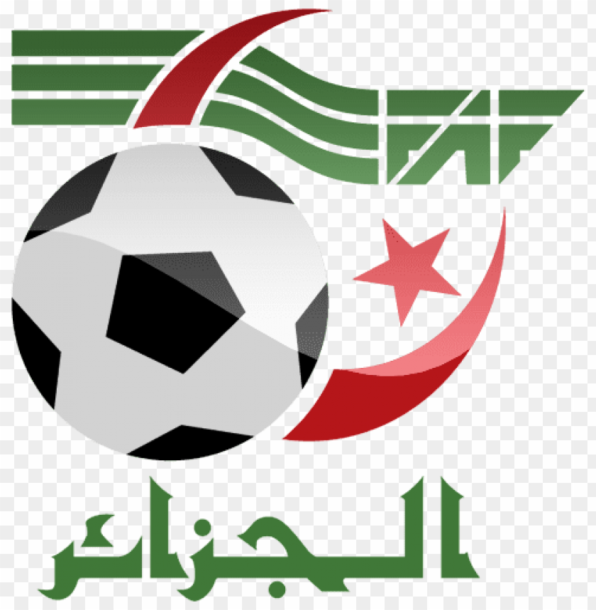 free PNG algeria football logo png png - Free PNG Images PNG images transparent