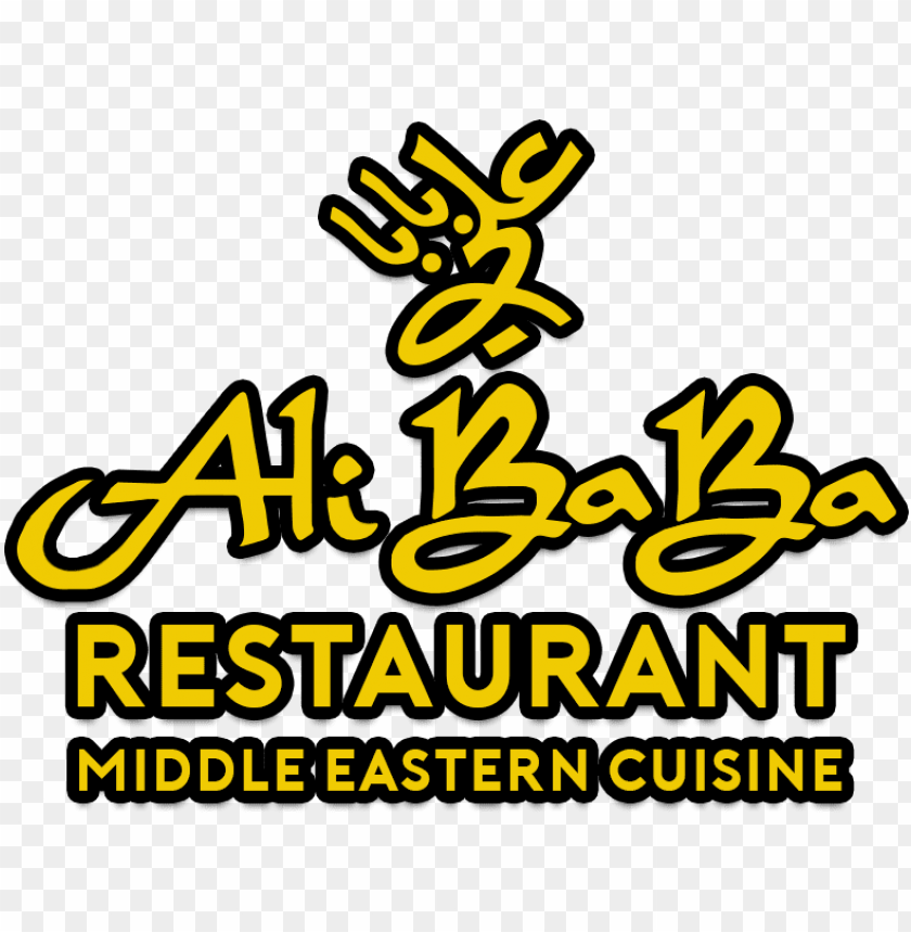 free PNG ali baba restaurant offers delicious dining, takeout PNG image with transparent background PNG images transparent