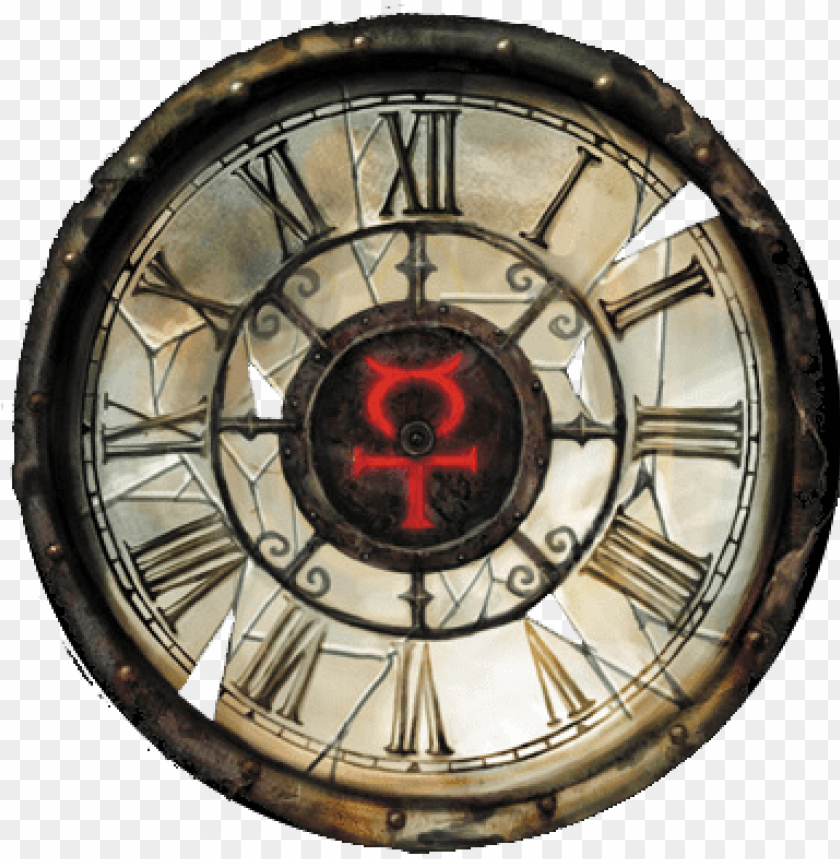 Alice Madness Returns Clock Png Image With Transparent Background