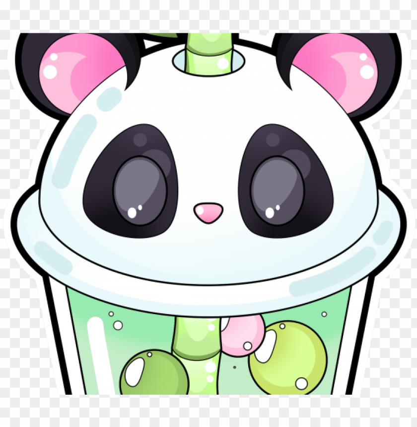 free PNG alien clipart kawaii - kawaii cute bubble tea PNG image with transparent background PNG images transparent