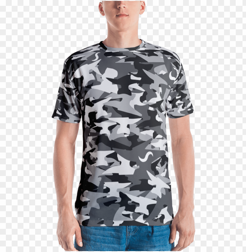 free PNG all over anvil camo shirt - t-shirt PNG image with transparent background PNG images transparent