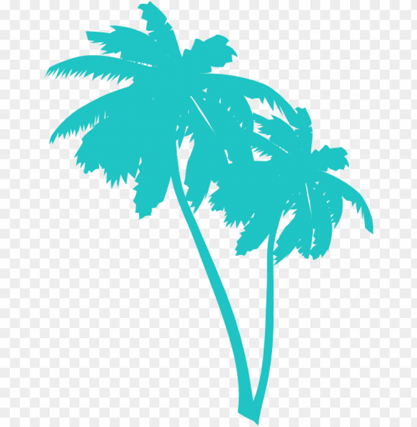 free PNG alm trees clip art - purple palm tree PNG image with transparent background PNG images transparent