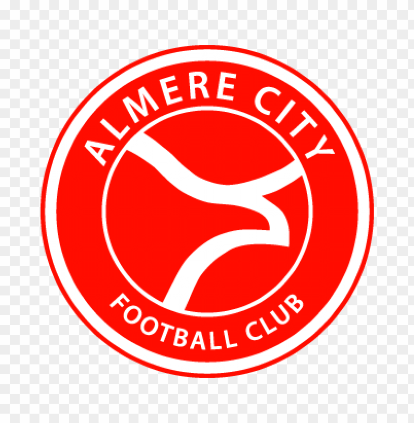 free PNG almere city fc (2011) vector logo PNG images transparent