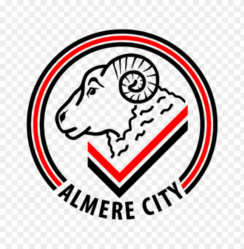 free PNG almere city fc vector logo PNG images transparent