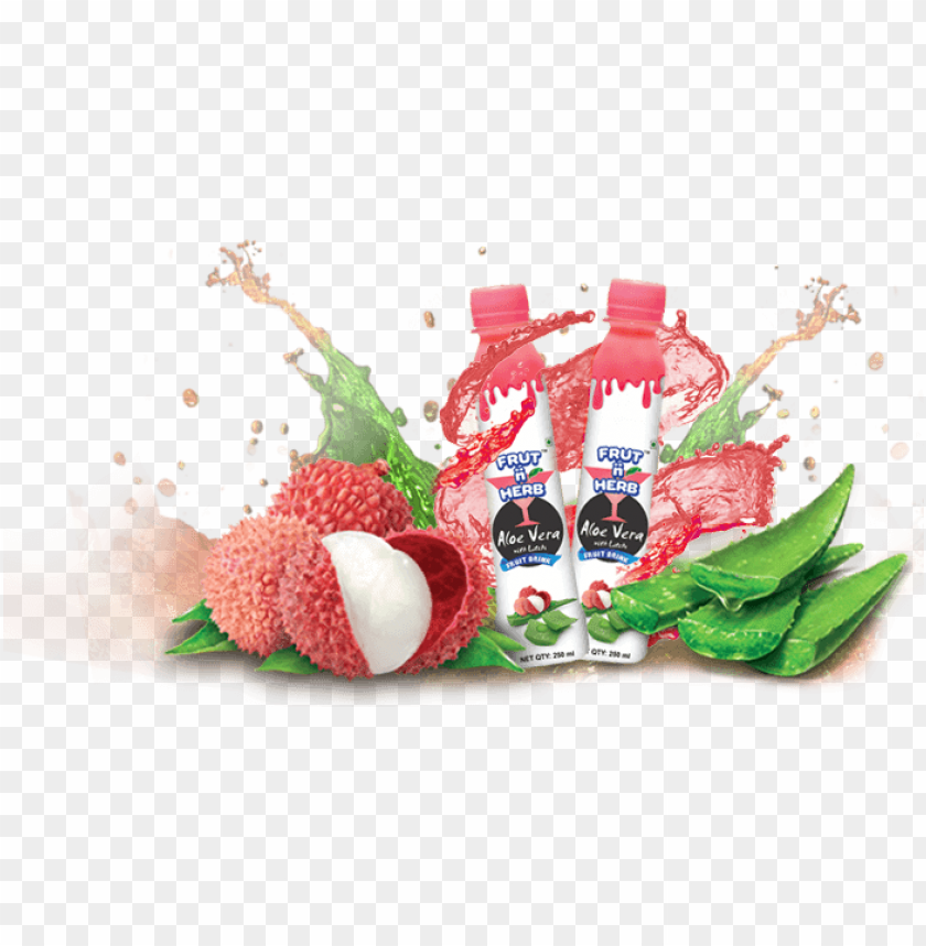 free PNG aloe vera juice with litchi - lychee 1 lb PNG image with transparent background PNG images transparent