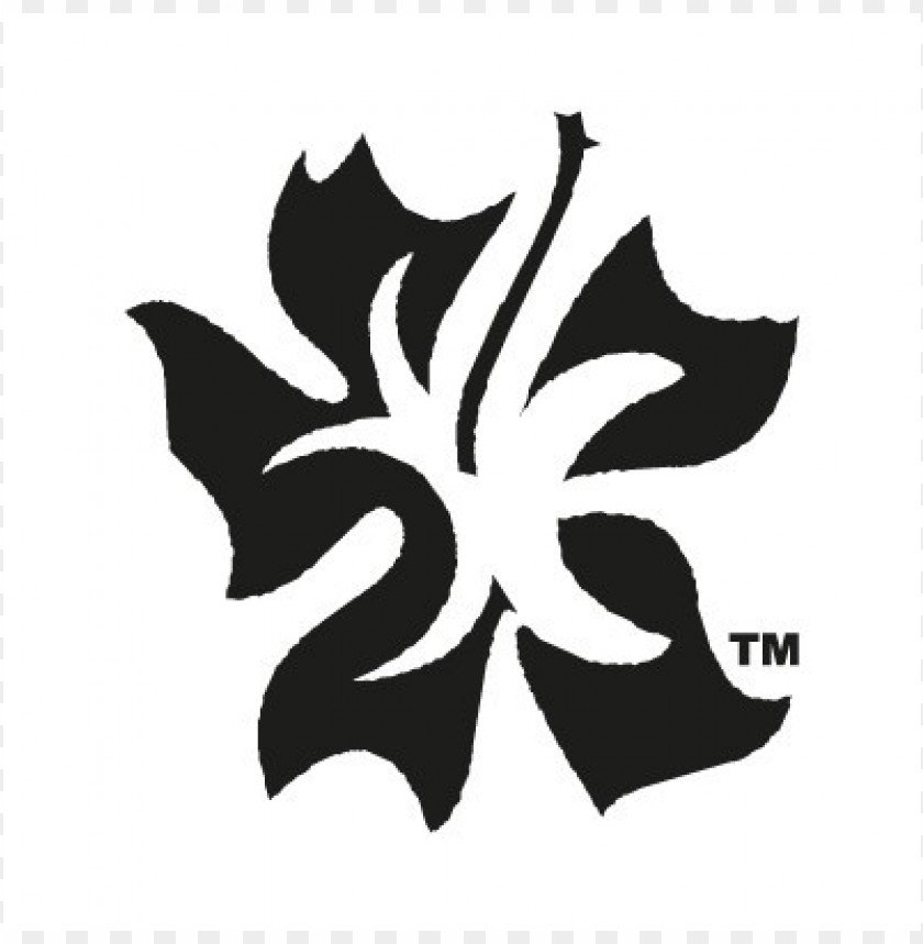 free PNG aloha style black logo vector PNG images transparent