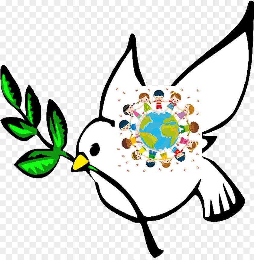 free PNG aloma de la paz - peace dove PNG image with transparent background PNG images transparent